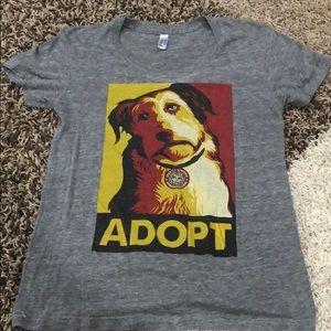 Obey T-shirt sz medium